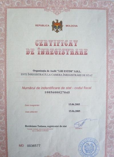 certificatuldeinregistrare